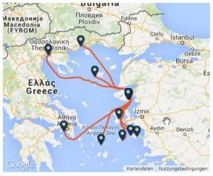 Mytilene - Greece